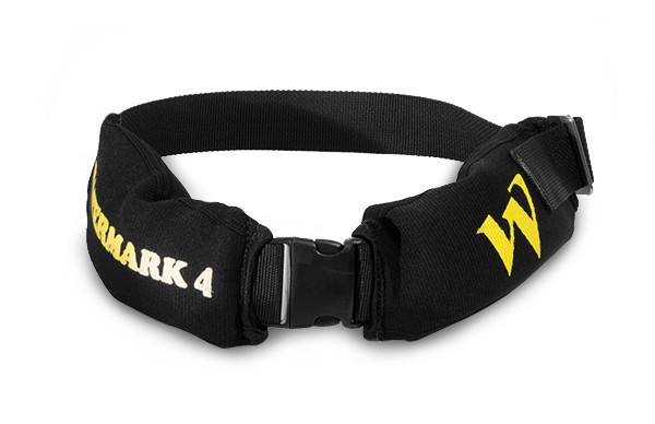 WATERMARK Training 4 lb. Stretchable Weight Belt