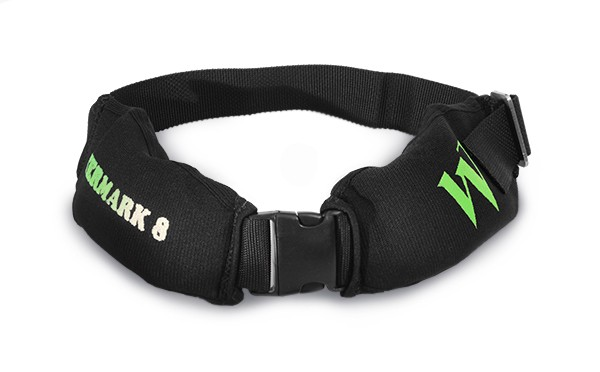 WATERMARK Training 8 lb. Stretchable Weight Belt